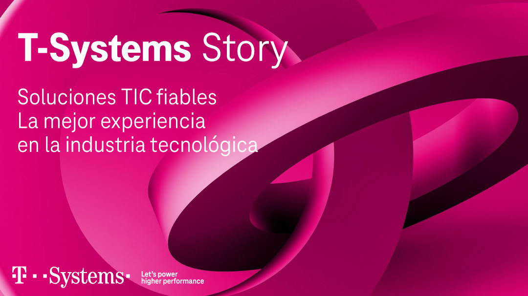 T Systems Folleto